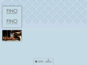 Fino Marche Gourmand