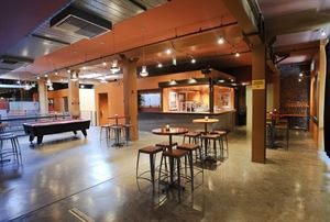 Thirsty Bear Restaurant & Brewery