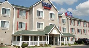 Fairfield Inn & Suites Kansas City North Near Worlds of Fun