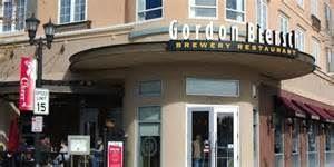 Gordon Biersch Restaurant