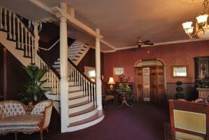 The Hotel Ivanhoe
