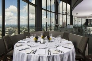 The Sun Dial Restaurant, Bar & View
