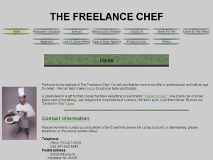 The Freelance Chef
