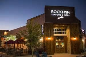Rockfish Seafood Grill Restaurant