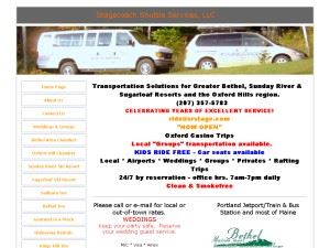 Sunday River Stagecoach Shuttle Service