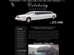Celebrity & Boss Limousine