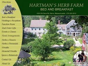 Hartman's Herb Farm
