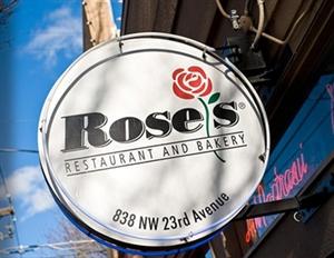 Rose's Restaurant