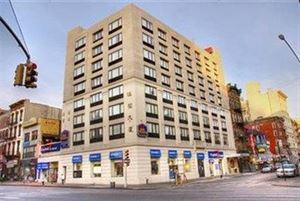 Best Western - Bowery Hanbee Hotel