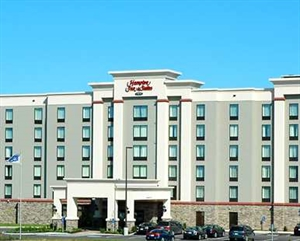 Hampton Inn & Suites by Hilton Moncton