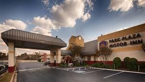 Best Western - Park Plaza Motor Inn