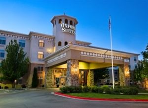 Oxford Suites Boise Idaho Hotel