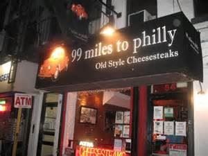 99 Miles To Philly