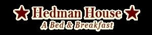 Hedman House Bed And Breakfast