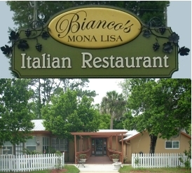 Mona Lisa Ristorante Incorporated