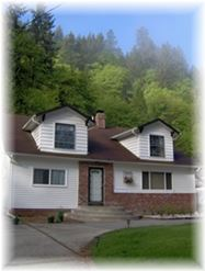 Clackamas River House
