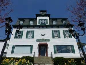 Mt Washington House