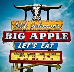 Bill Johnsons Big Apple