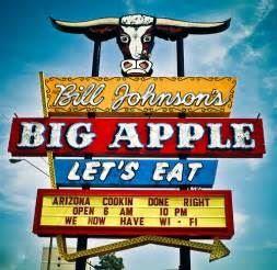 Bill Johnsons Big Apple