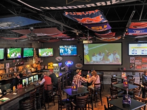 Jed's Sports Bar & Grille