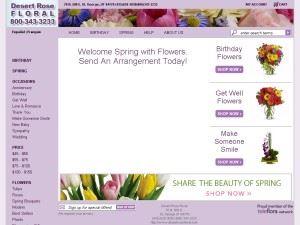 Desert Rose Floral