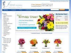 Floral Express