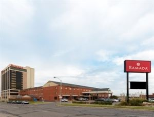 Ramada Topeka Downtown Hotel and Convention Center