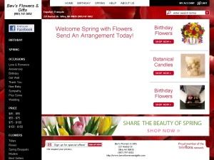 Bev's Flowers & Gifts
