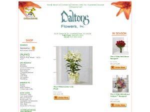 Dalton's Flowers
