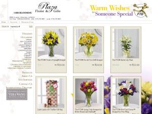 Plaza Florist And Gifts