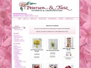 Petersen & Tietz Florists & Greenhouses