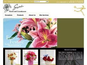 Sams Florist & Greenhouse