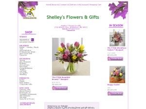 Shelley's Flowers & Gifts