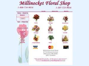 Millinocket Floral Shop