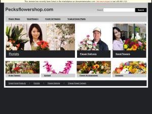 Peck's Flower Shop