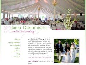 Janet Dunnington Weddings & Events