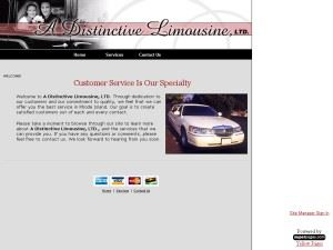 A Distinctive Limousine, LTD.