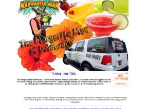 The Margarita Man of Delaware