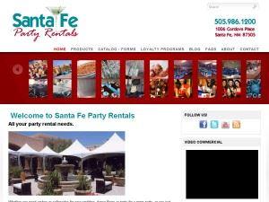 Santa Fe Party Rentals