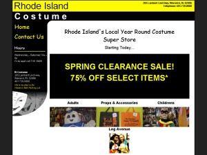 Rhode Island Costume