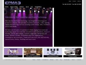 PMA Industries Inc. Event Technologies Inc.
