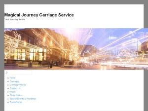 Magical Journey's Carriage Service