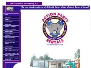 Action Party Rentals, LLC