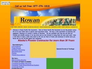 Rowan Pacific Rim Decorators