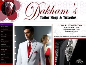 Dakham's Tailor Shop