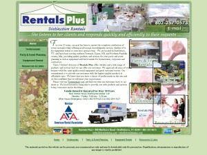 Rentals Plus