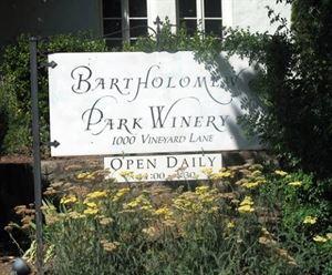 Bartholomew Park Winery