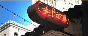 Cafe Bastille