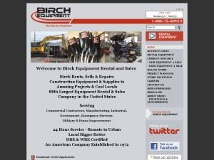 Birch Equipment