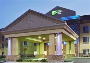 Holiday Inn Express & Suites Merced - Yosemite Natl Pk Area